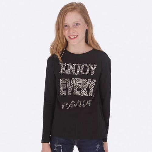 Лонгослив для девочки-подростка Mayoral 7017-55