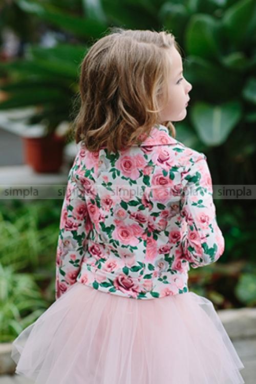 Юбка Duwali, розовая