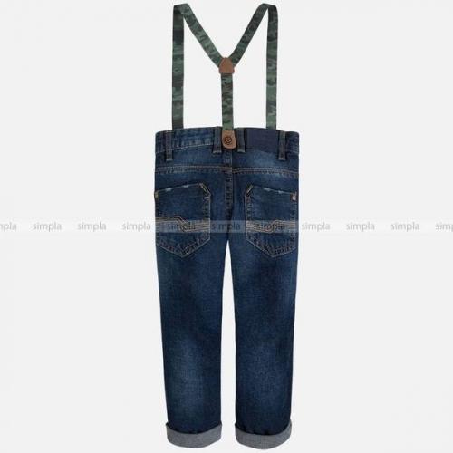 Mayoral Комплект: брюки, подтяжки 4536-82