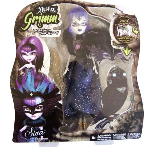 Кукла Mistixx Grimm Siva