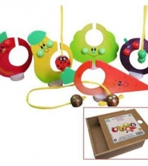 Деревянная игрушка ГУРМАНЫ