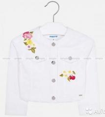Джинсовая куртка  Mayoral 3410-65
