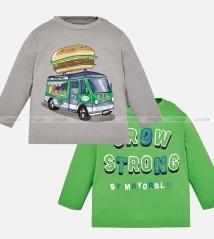 Комплект из 2 футболок Mayoral 2026-086