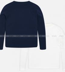 Комплект из двух футболок (Mayoral) Nukutavuke  7030-051