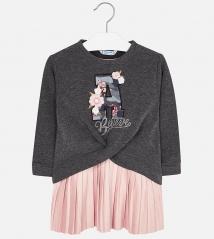 К-КТ: Пуловер, платье Mayoral 4941-75