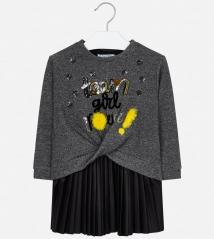 К-КТ: Пуловер, платье Mayoral 4941-76