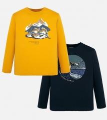 Комплект из двух футболок (Mayoral) Nukutavuke  7037-88