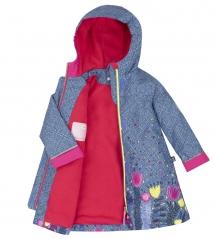 Пальто для девочки Deux par Deux W66S19-001