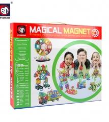 Конструктор Magical Magnet HINBIDA 198 деталей
