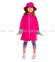 Пальто для девочки Deux par Deux