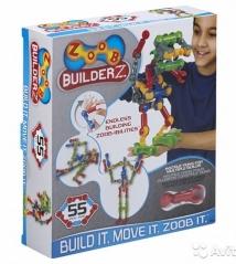 Конструктор Zoob Builder-Z 55 деталей