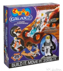 Конструктор zoob Galax-z, 25 деталей