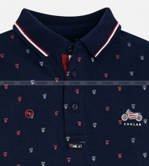 Рубашка-поло Nukutavuke (Mayoral) 7104-84