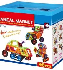 Конструктор Magical Magnet HINBIDA 98 деталей