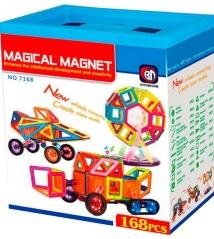 Конструктор Magical Magnet HINBIDA 168 деталей