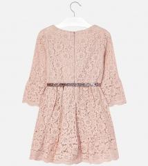 Платье с ремнем Mayoral 7930-88