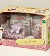 Sylvanian Families Комната